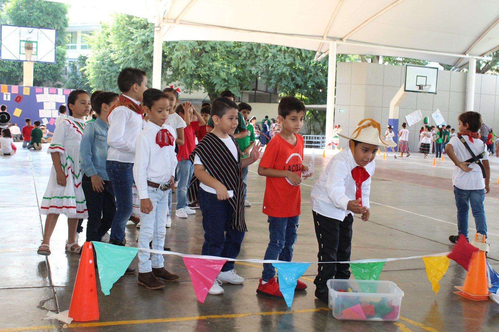 Recreo Mexicano Primaria