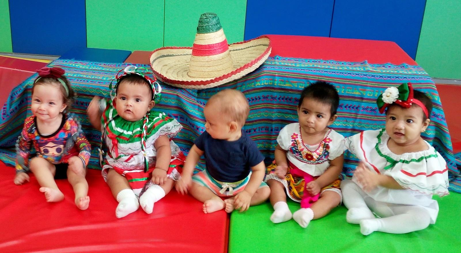Recreo Mexicano Campoverde for Babies