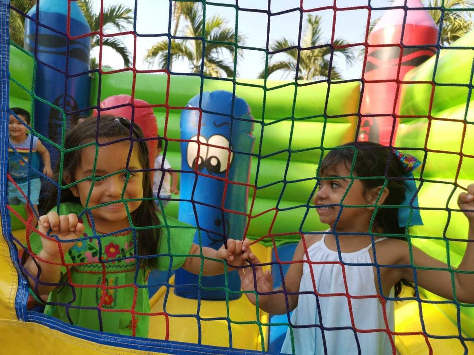 Día del Niño en Kinder