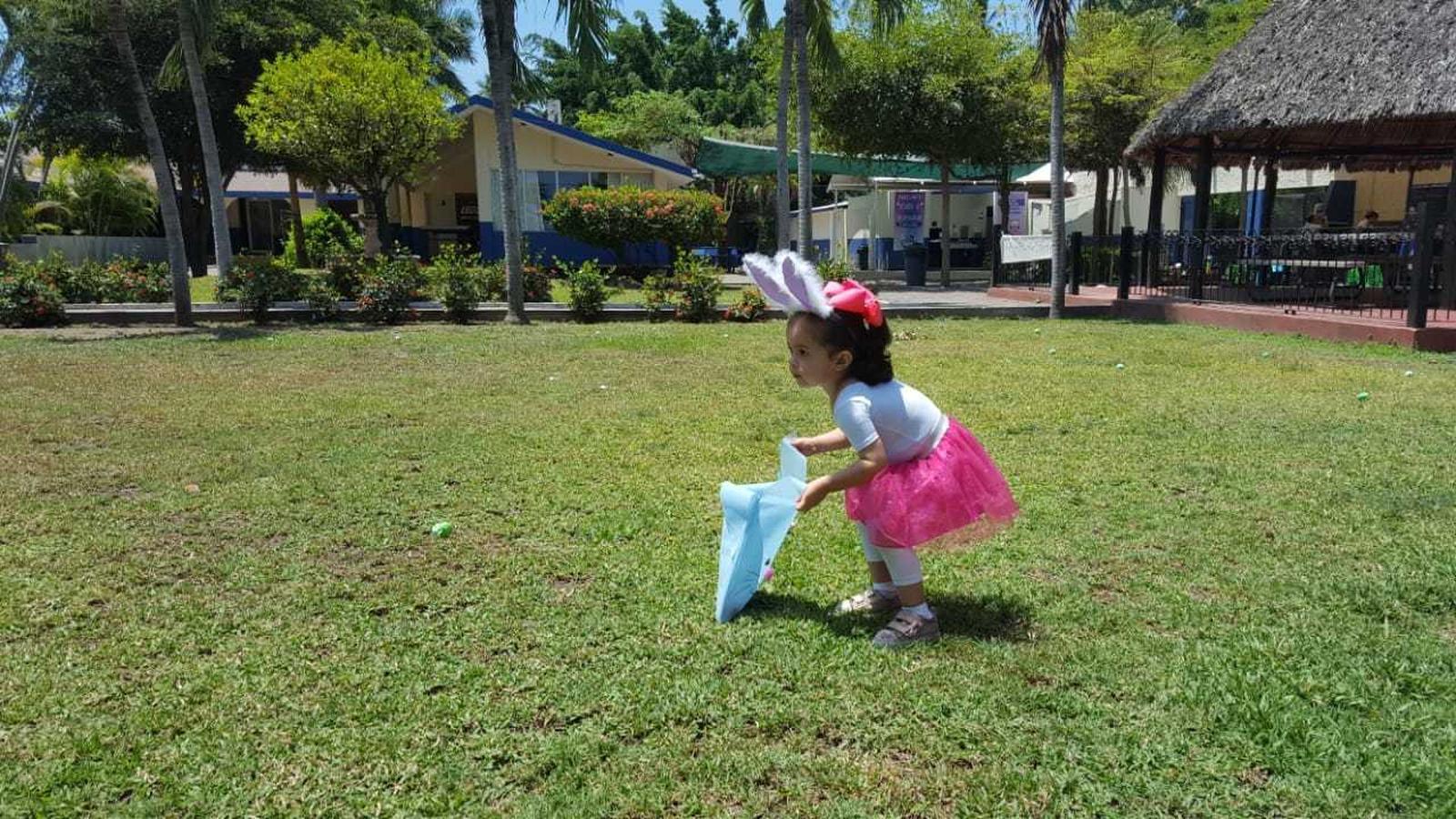 Pascua en Kinder