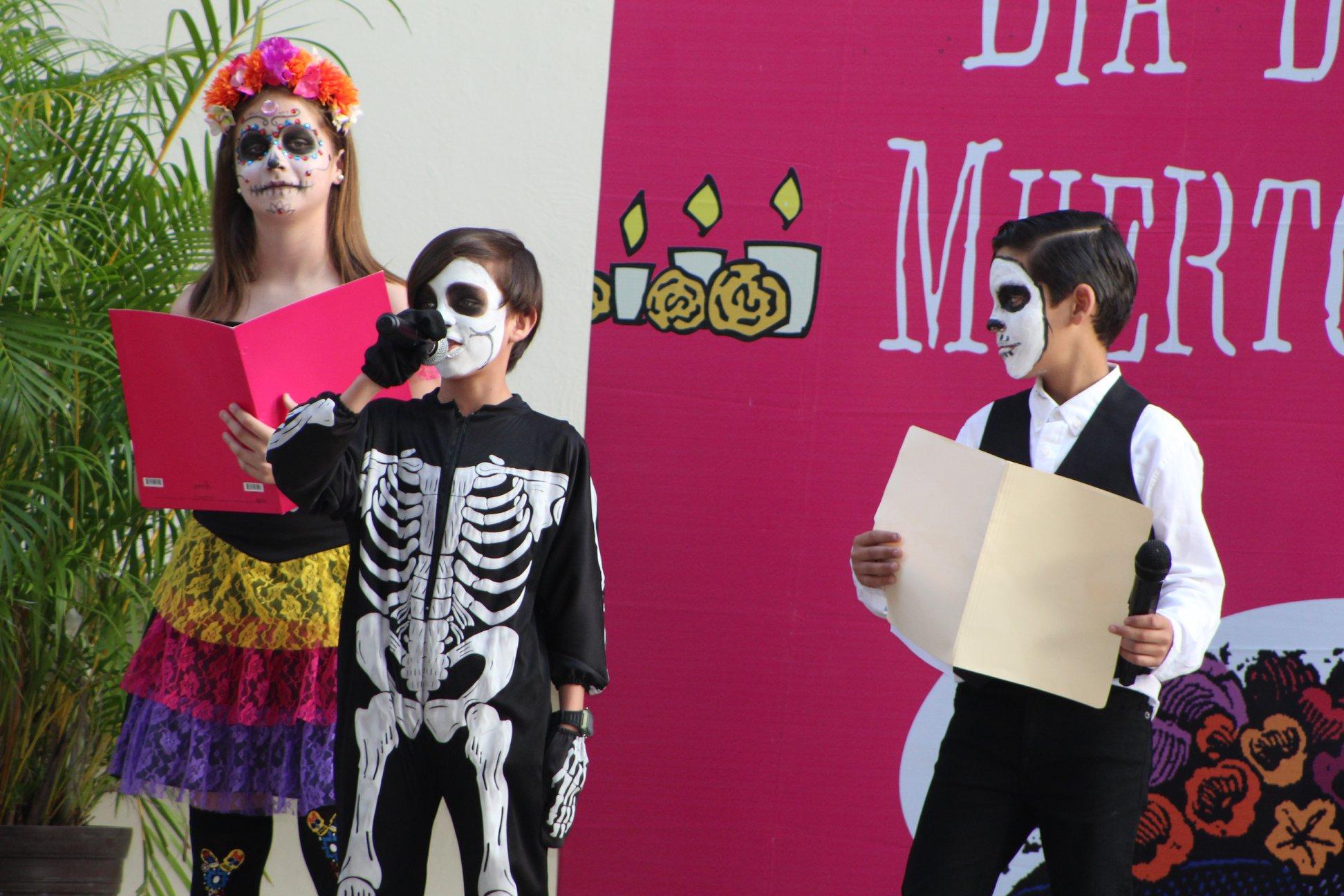 Ceremonia Especial Día de Muertos