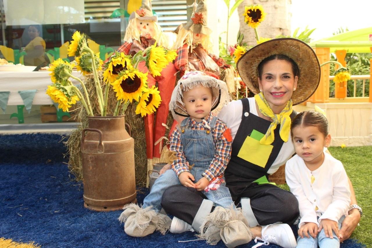 Día del Maíz, Campoverde for Babies Campus Colima