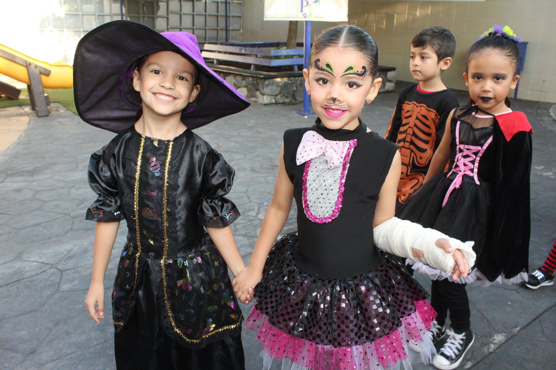 Halloween en Preescolar