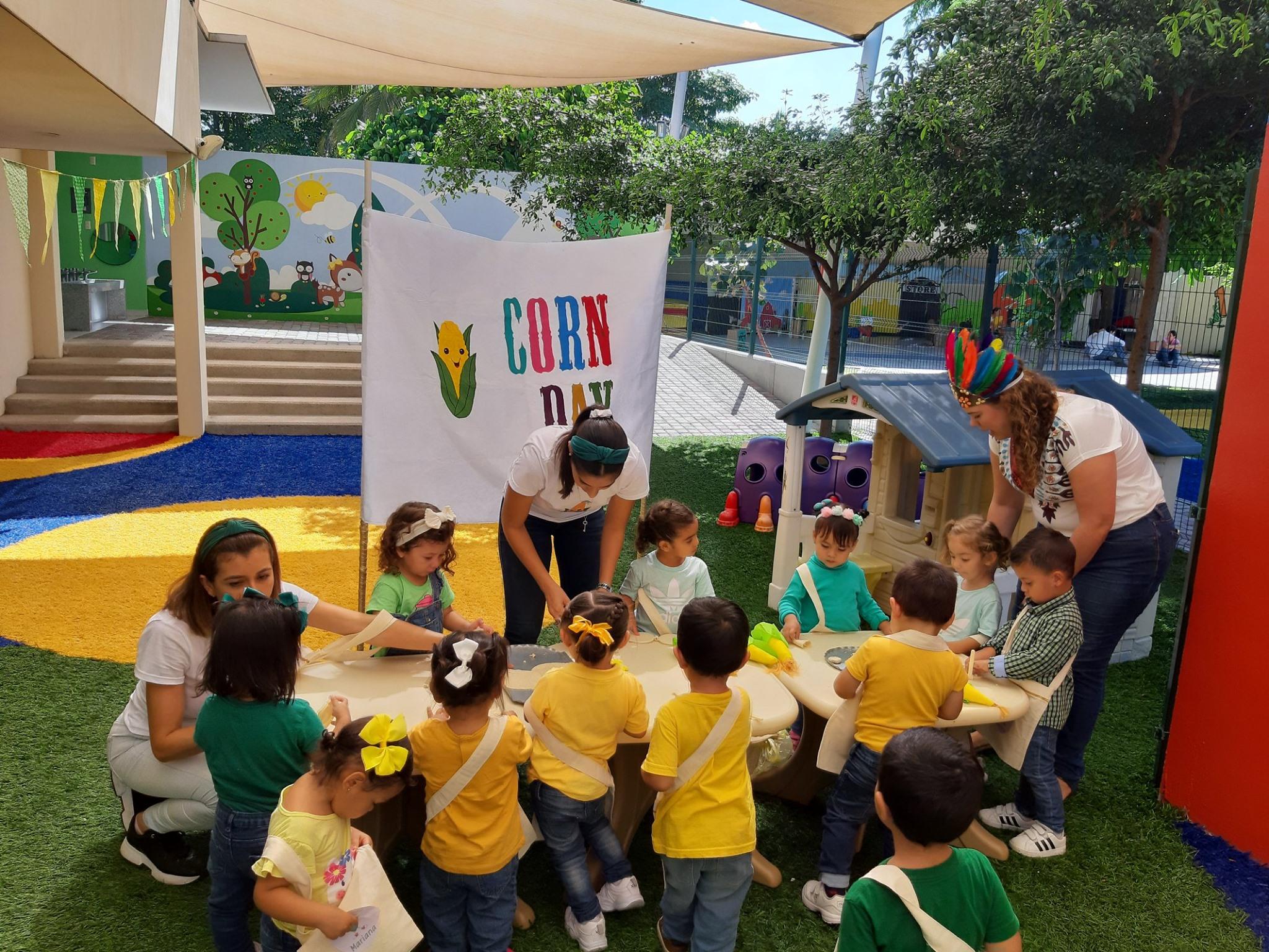 Día del Maíz, Campoverde for Babies