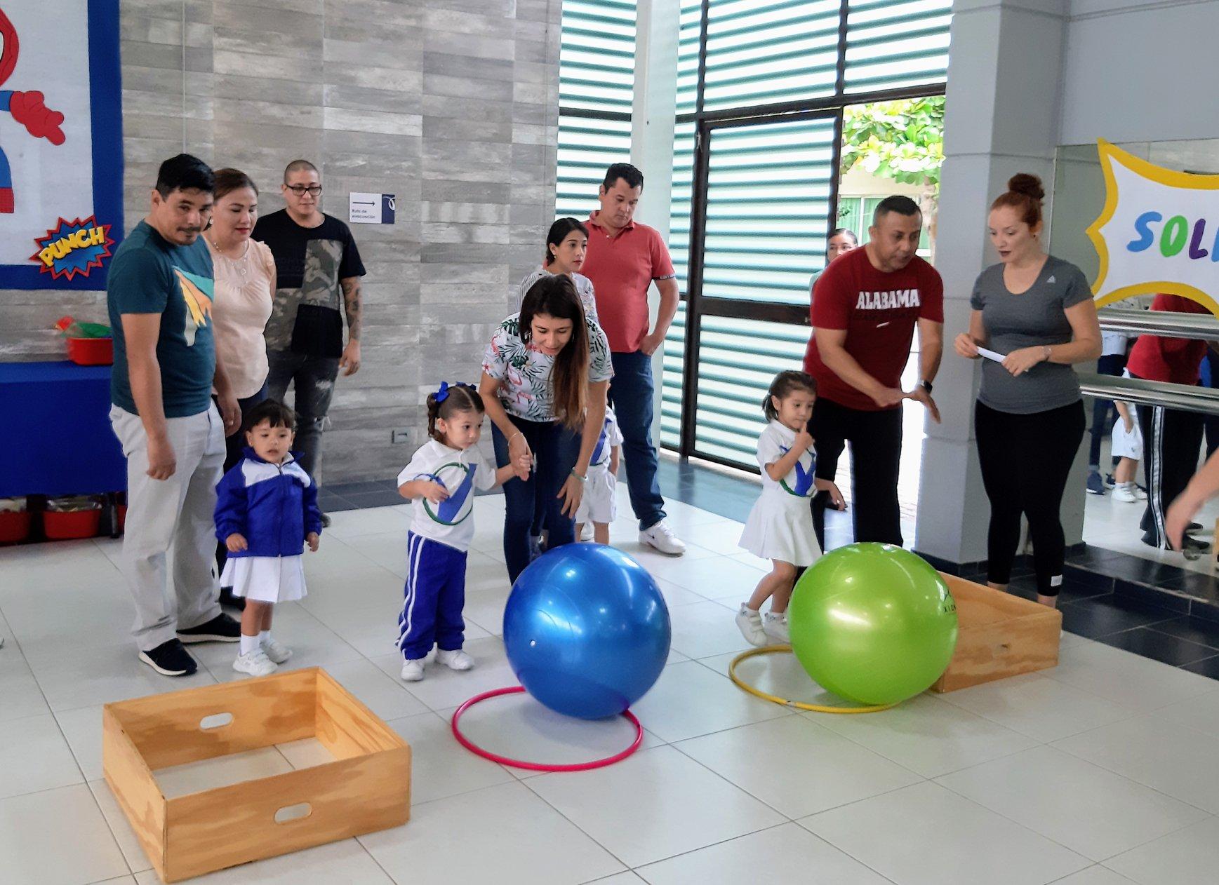 Psicomotricidad, Campoverde for Babies