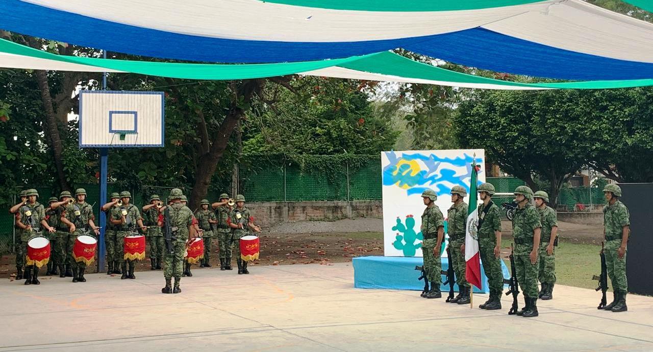 """Ceremonia Especial  """"Día de la Bandera"""""""