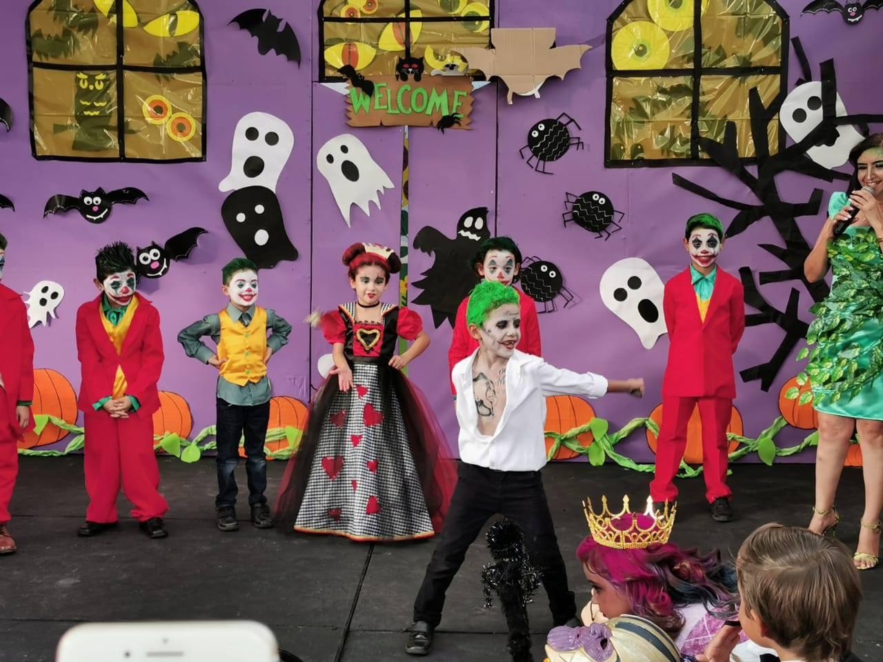 Halloween, Primaria